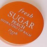 Revewing the Fresh Sugar Peach Hydrating Lip Balm