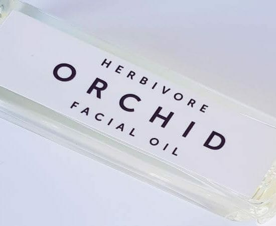 Reviewing Herbivore's Orchid Facial Oil