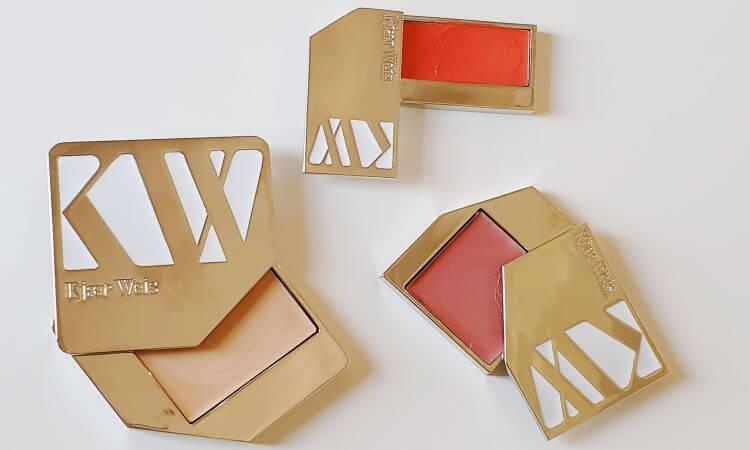 Reviewing Kjaer Weis's Kjaer Weis Cream Blush, Lip Tint and Foundation