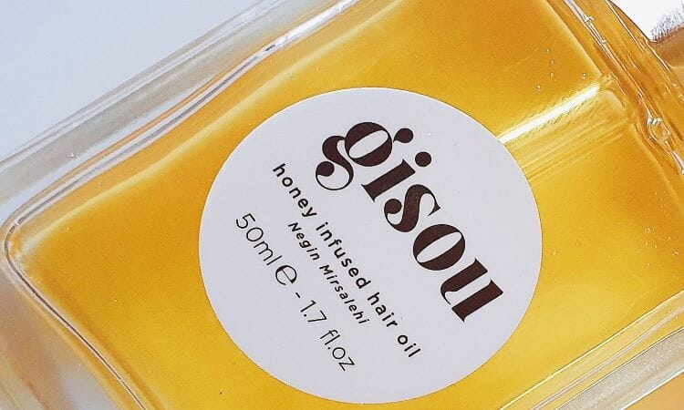 Gisou Honey Infused Hair Oil review