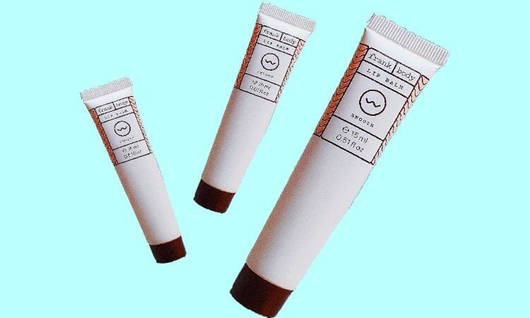 Reviewing Frank Body's Lip Balm