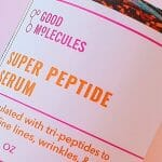 Reviewing Good Molecules' Super Peptide Serum