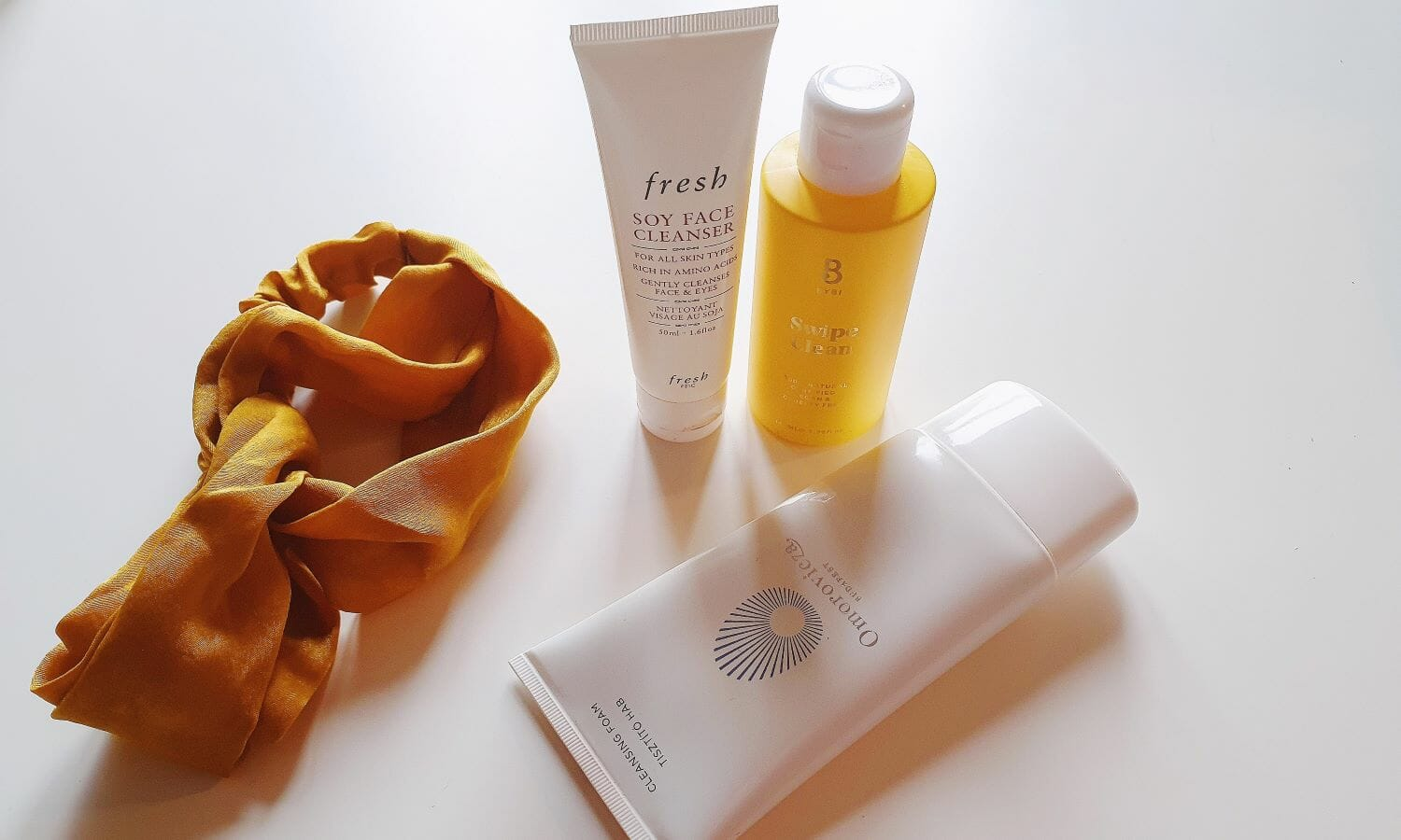The Benefits of a Skin Cleansing Routine