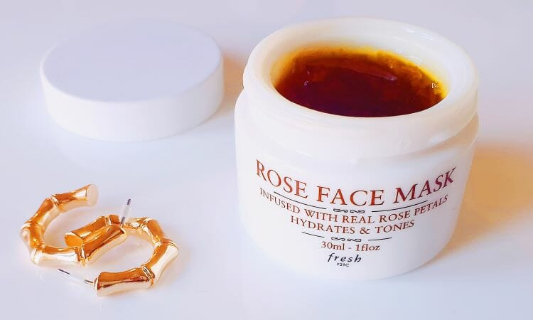 Reviewing Fresh's Rose Face Mask