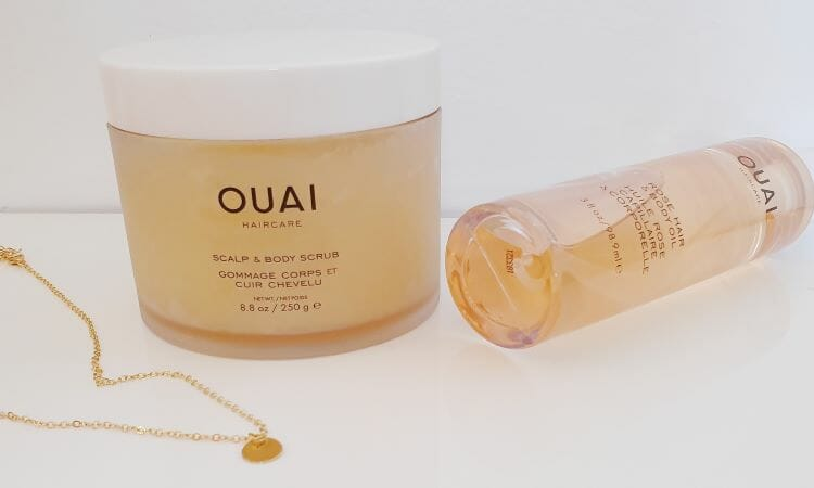 Ouai Scalp and Body Scrub review