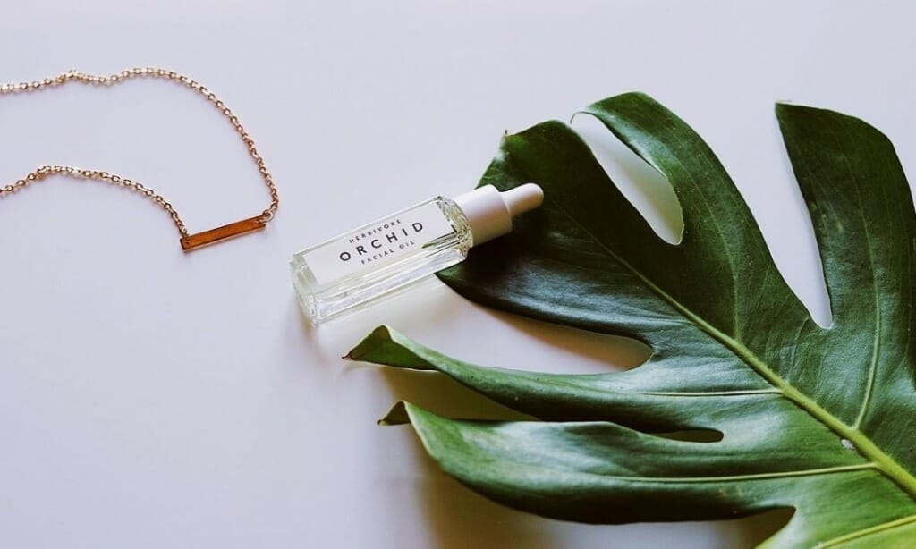 Herbivore Orchid Facial Oil a review