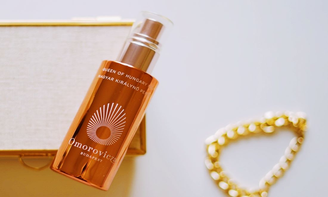 Omorovicza Rose Gold Limited Edition Queen of Hungary Mist review