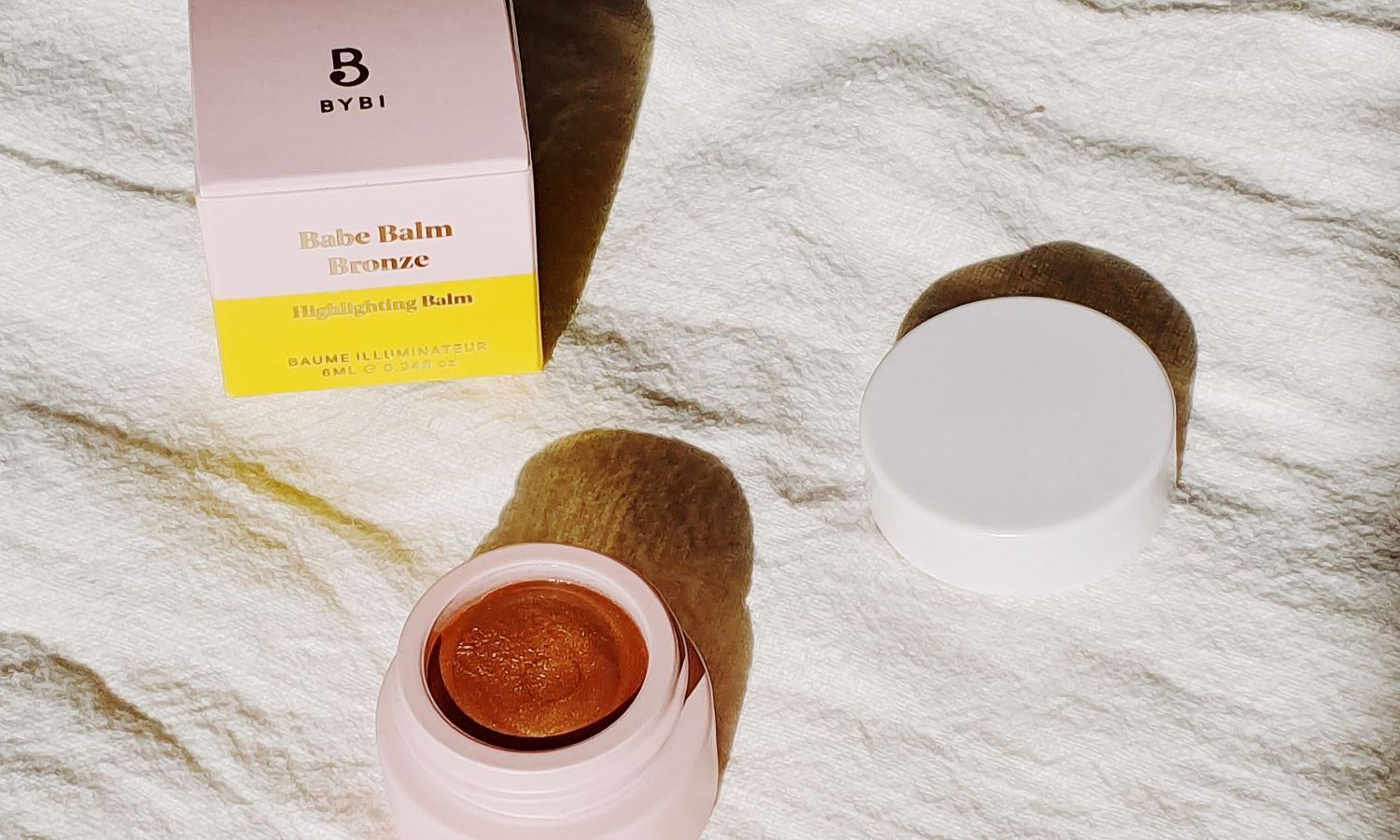 Reviewing Bybi's Babe Balm Bronze