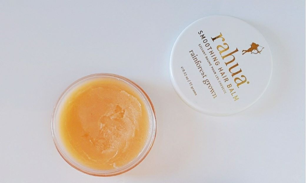Reviewing Rahua's Smoothing Hair Balm